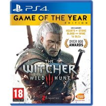 The Witcher 3: Wild Hunt- Game of the Year Edition [PS4, русские субтитры]
