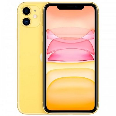 Смартфон Apple iPhone 11 256GB Yellow (желтый)