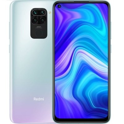 Xiaomi Redmi Note 9 3/64GB (NFC) 3/64Gb WHITE / БЕЛЫЙ (GLOBAL VERSION)