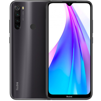 Смартфон Xiaomi Redmi Note 8T 4/128GB Grey / Серый Global Version