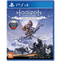 Horizon Zero Dawn. Complete Edition [PS4, русская версия]