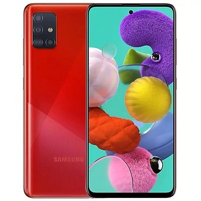 Смартфон Samsung Galaxy A51 4/64GB Red