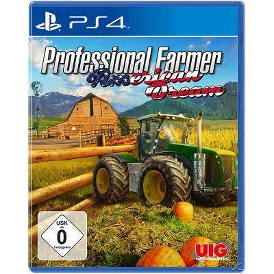 Professional Farmer: American Dream [PS4, русские субтитры]