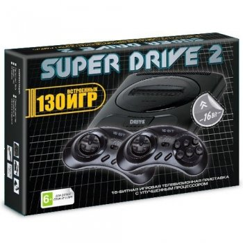 Sega Super Drive 12 (130-in-1)