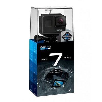 Экшн-камера GoPro Hero 7 Black Edition