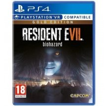 Resident Evil 7: Biohazard Gold Edition [PS4, русская версия]