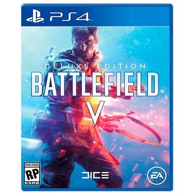 Battlefield V Deluxe Edition [PS4, русская версия]