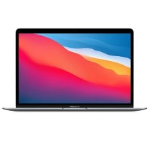 "Ноутбук Apple MacBook Air 13 Late 2020 (Apple M1/13.3""/2560x1600/8GB/256GB SSD/DVD нет/Apple graphics 7-core/Wi-Fi/macOS), «серый космос» MGN63RU/A"
