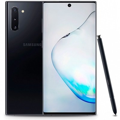 Смартфон Samsung Galaxy Note 10 256GB Aura Black (Черный)