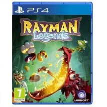 Rayman Legends [PS4, русская версия]