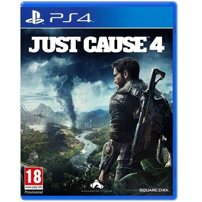 Just Cause 4 [PS4, русская версия]