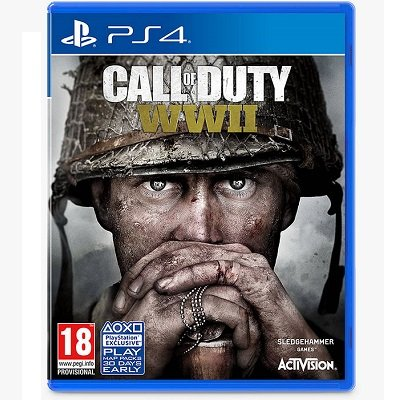 Call of Duty: WWII [PS4, ENG]