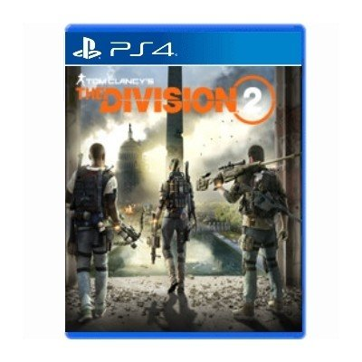 Tom Clancy's The Division 2 Washington Edition [PS4, русская версия]