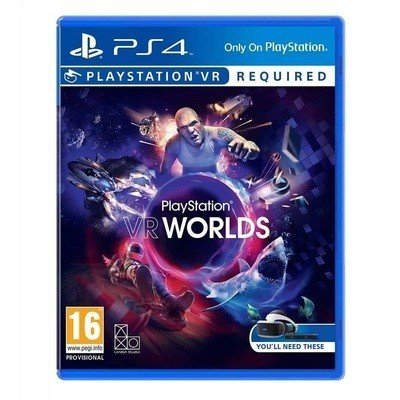 PlayStation VR Worlds [PS4, Только для VR]