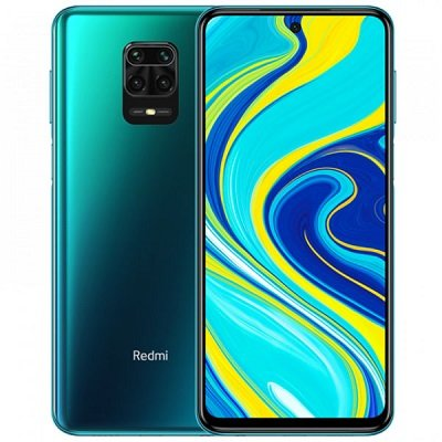 Смартфон Xiaomi Redmi Note 9S 6/128GB Aurora Blue / Синий (GLOBAL VERSION)