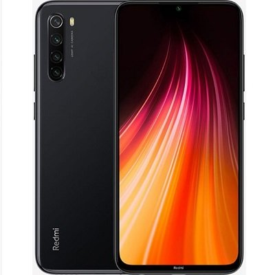 Смартфон Xiaomi Redmi Note 8 4/128Gb Black Global Version