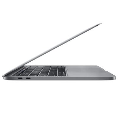 "Ноутбук Apple MacBook Pro 13 дисплей Retina с технологией True Tone Mid 2020 (Intel Core i5 1400MHz/13.3""/2560x1600/8GB/256GB SSD/DVD нет/Intel Iris Plus Graphics 645/Wi-Fi/Bluetooth/macOS) MXK32 (Серый космос)"