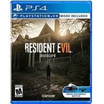 Игра для PS4 Capcom Resident Evil 7: Biohazard (поддержка VR) (Хиты PlayStation)