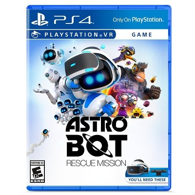ASTRO BOT Rescue Mission [PS4, русская версия]
