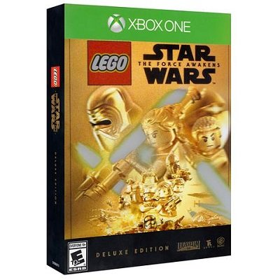 LEGO Star Wars: The Force Awakens (Deluxe Edition) [Xbox one, русские субтитры]