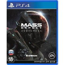 Mass Effect: Andromeda [PS4, русская версия]