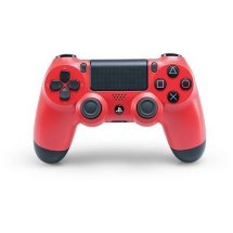 Sony Dualshock 4 v2 для PlayStation 4 Magma Red (красная лава)