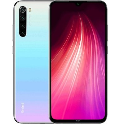 Смартфон Xiaomi Redmi Note 8 3/32GB Белый